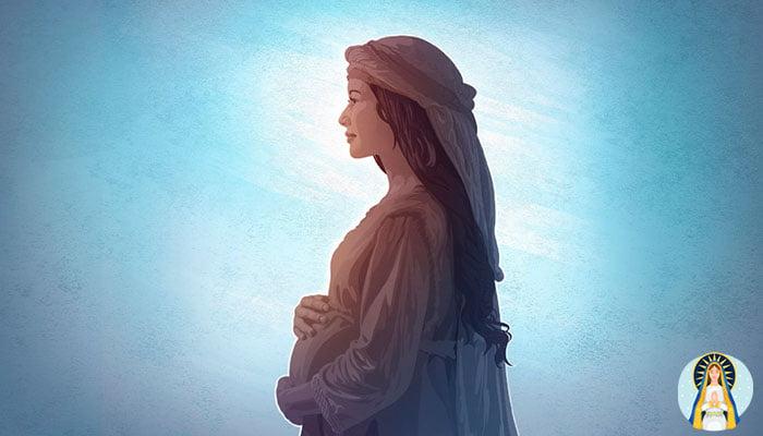 Escucha tu mensaje de amor para momentos difíciles de la Virgen María