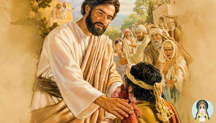 Escucha tu mensaje de amor que Jesús tiene para ti