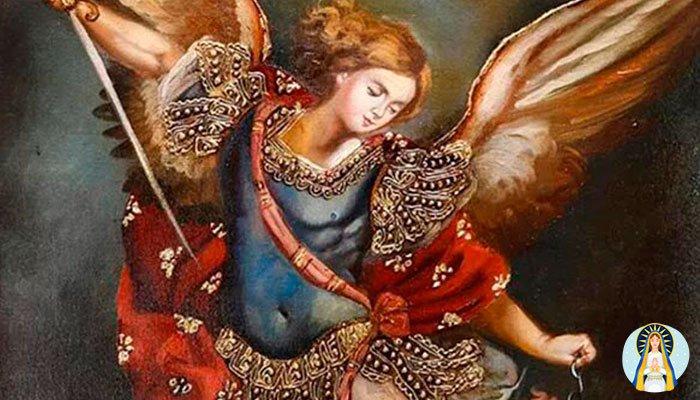 Haz que piense en ti día y noche con el Arcángel San Miguel