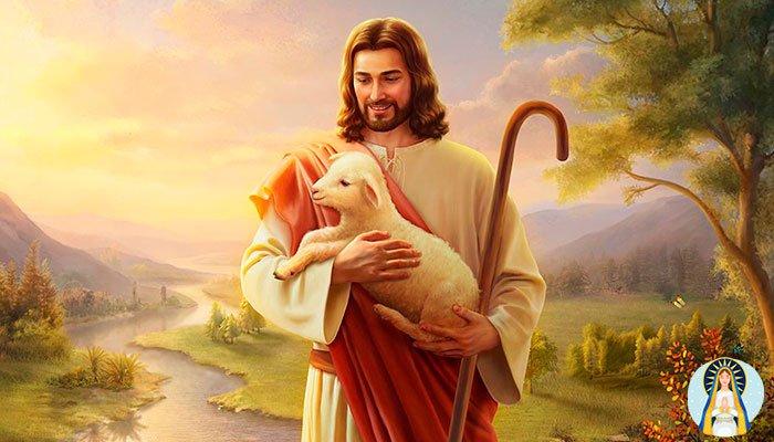 Oración a Jesús y olvida ese amor falso y traicionero