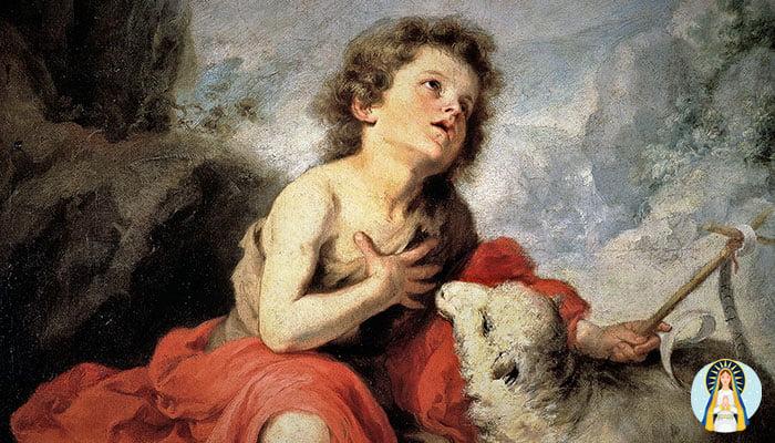 Oración a San Juan Bautista para pedir un favor imposible