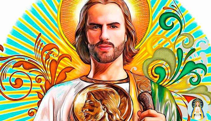 Oración a San Judas Tadeo para casos urgentes y desesperados