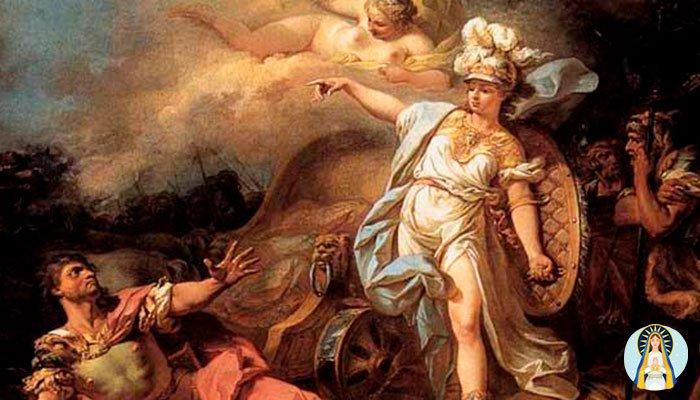 Oración a la Diosa Atenea para alejar a tus enemigos y a las personas tóxicas
