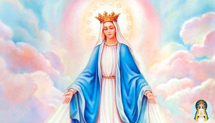 Oración a la Virgen Milagrosa para pedir un favor