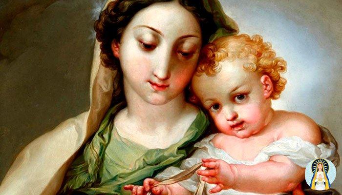 Oracion a la Virgen del Carmen- haz que vuestro amor sea eterno