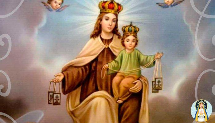 Oración a la Virgen del Carmen para abrir tus caminos