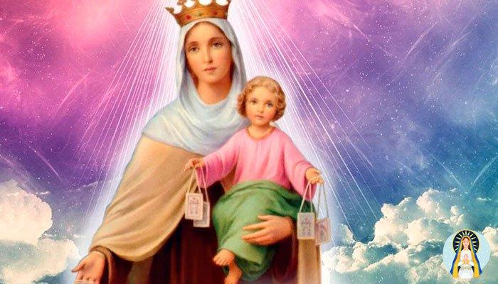 Oración a la Virgen del Carmen para momentos difíciles