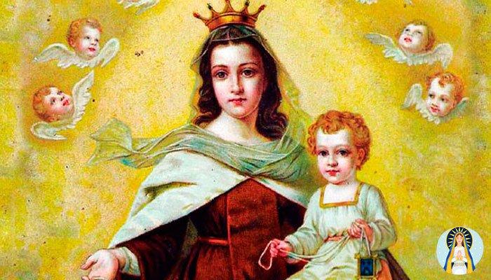 Oración a la Virgen del Carmen para peticiones de amor desesperadas