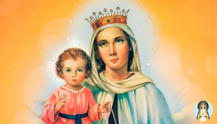 Oración a la Virgen del Carmen para proteger tu relación de pareja de toda negatividad