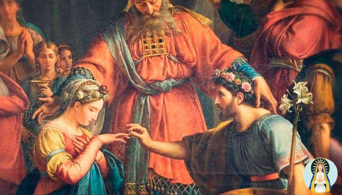 Oración a la sagrada familia para pedir la unión eterna con tu pareja