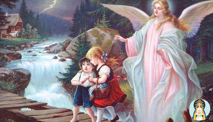 Oración al Ángel de la Guarda para pedir Protección