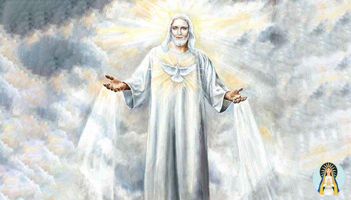 Oracion de la justicia para que se cumplan tus deseos a Dios Padre