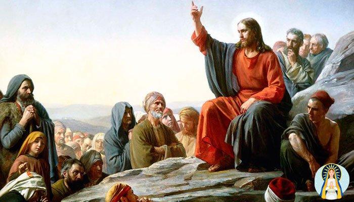 Oración de la noche a Jesús para dar las gracias y pedir su bendición