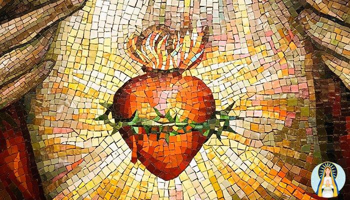 Oración milagrosa al Sagrado Corazón de Jesús para pedir tres favores