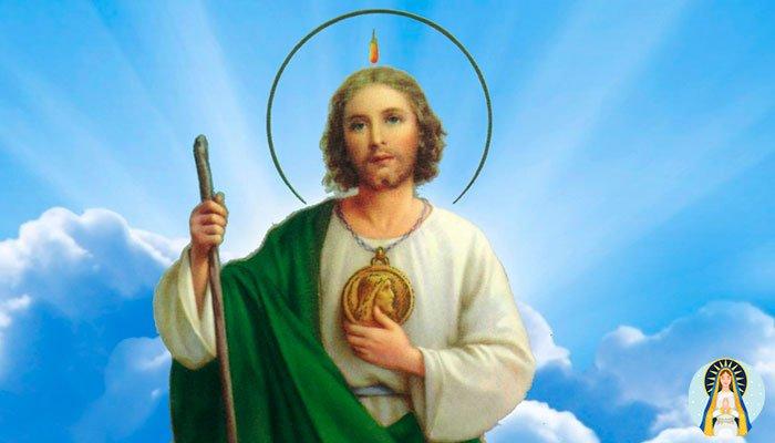 Oración para cualquier necesidad a San Judas Tadeo