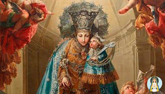 Oración para limpiar y proteger tu hogar de malas vibraciones a la Virgen de los Desamparados