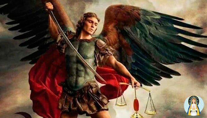 Oración para que piense en ti y no te olvide al Arcángel San Miguel