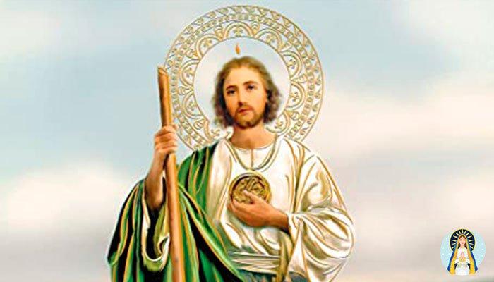 Pide ayuda a San Judas Tadeo para una causa desesperada