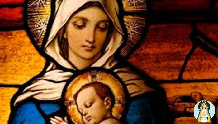 Pide protección con esta Oración a la Virgen María