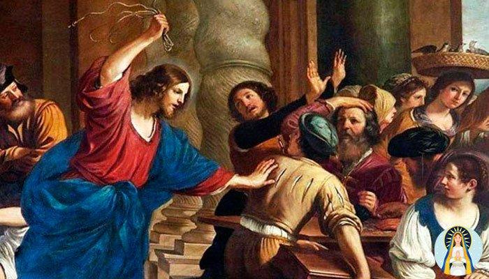Oración de las monedas a Jesús para que llegue dinero